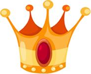 ブルーベリーヒル特別賞王冠の画像