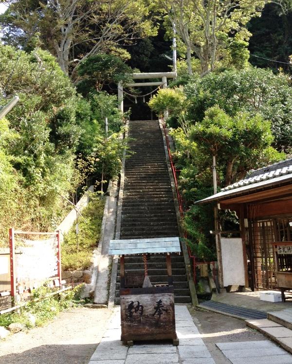 遠見岬神社①