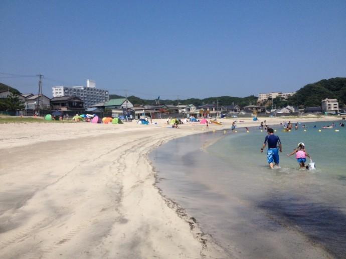 「7月25日 ~ 興津海水浴場 ~ 」