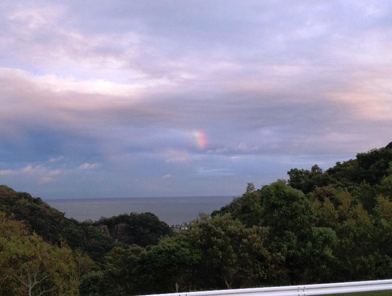 「10月2日 ~ 虹の欠片~ 」