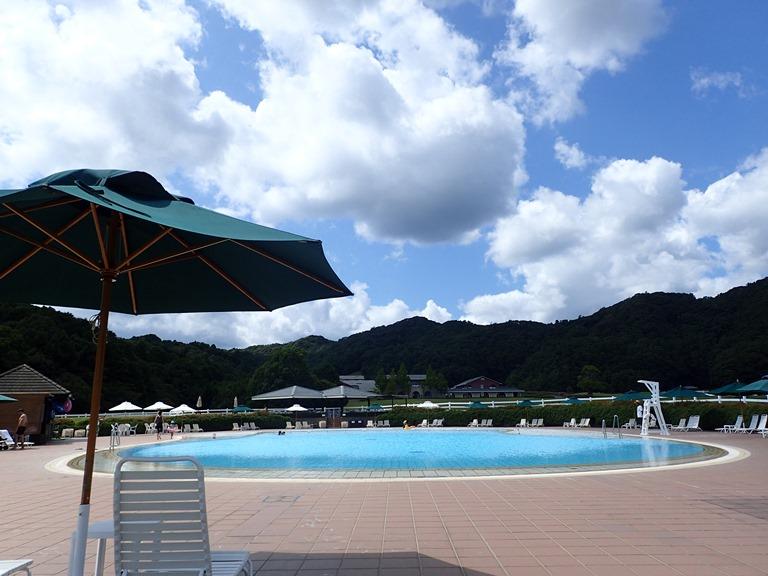 「9月2日 ~ 午後の屋外プール ~ 」