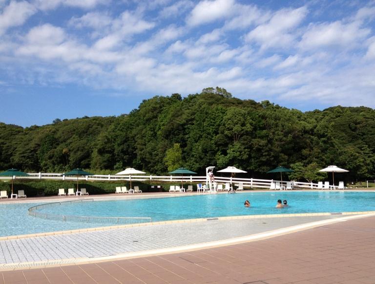 「7月16日 ~本日の屋外プール~