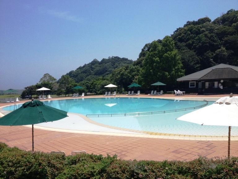 「7月12日 ~本日がプールオープンでございます!~
