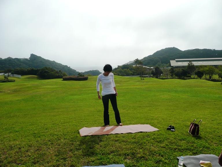 「10月6日 ~ ヨガ教室を開催しました! ~ 」
