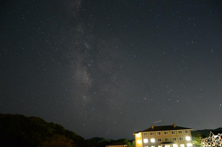 「9月14日 ~ ライディングスクエアの夜空 ~ 」