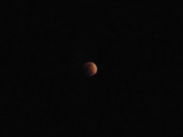 ~ 2018年1月31日 皆既月食 ~