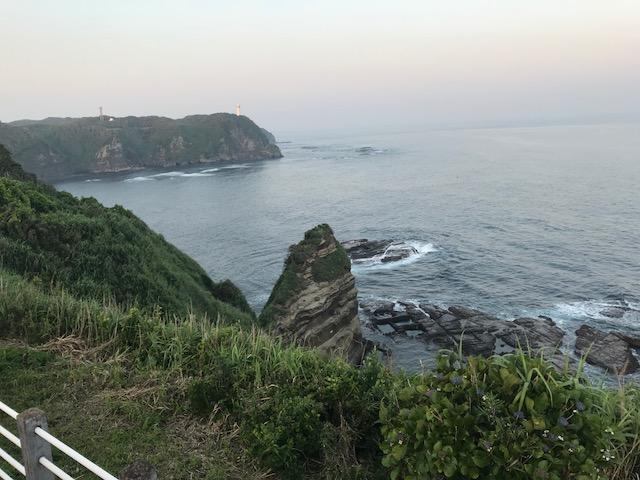 ~ 八幡岬公園展望台からの景色 ~