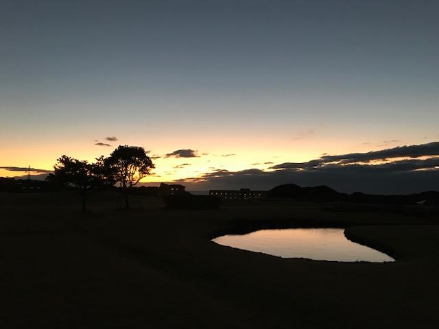 ~ センタープレイス 早朝の景色 ~
