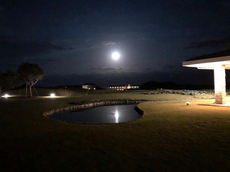~ 今夜は月がキレイでした ~