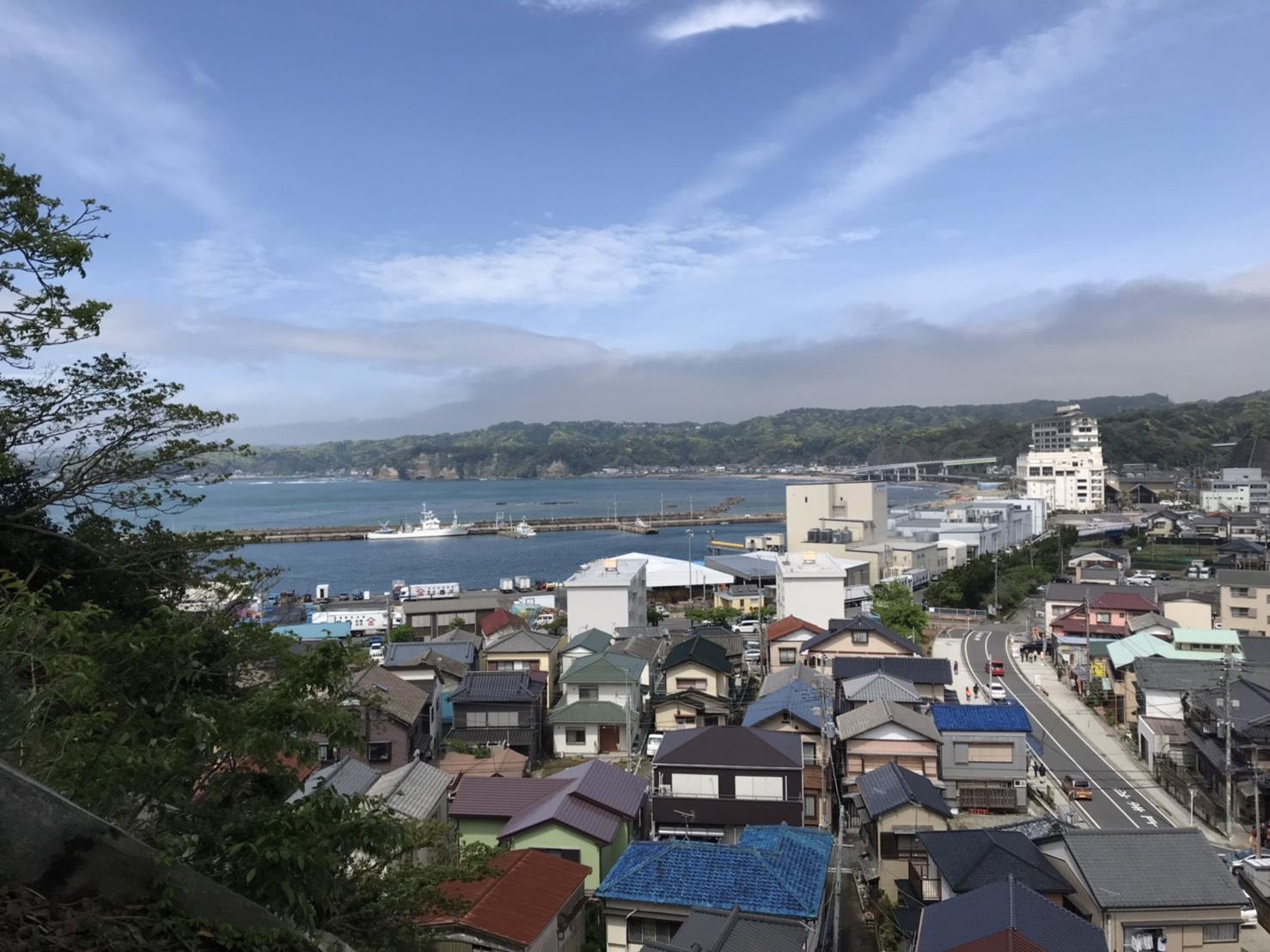 ~ 遠岬神社からの景色 ~