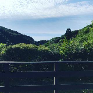 ~オーシャンテラスレストランからの眺め~